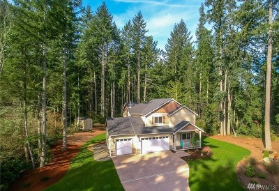 Gig Harbor Single Family Home For Sale: 3508 64th Ave Ct NW