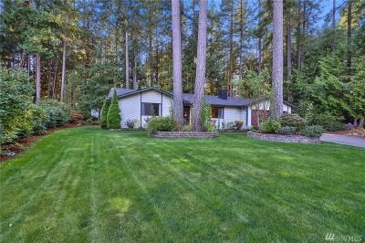 Gig Harbor Single Family Home For Sale: 3604 75th Av Ct NW