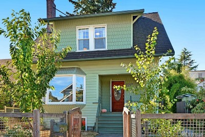 Seattle Single Family Home For Sale: 2207 42nd Ave SW