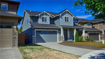 Lacey Single Family Home For Sale: 4715 Rosa Ct SE