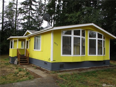 Port Orchard Single Family Home For Sale: 850 SE Rowan Lane