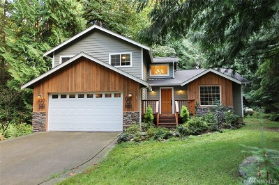 Bellingham WA Single Family Home Sold: $355,500