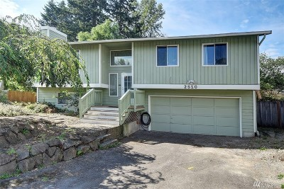 Bothell Single Family Home For Sale: 2510 173rd Place SE
