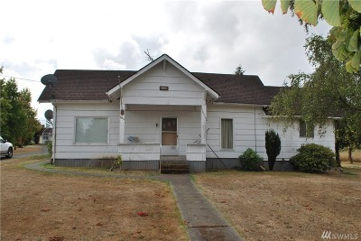 Winlock Single Family Home For Sale: 664 Rhoades Rd