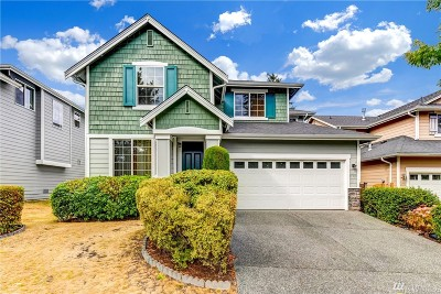 Woodinville Single Family Home For Sale: 12932 NE 203rd Ct St
