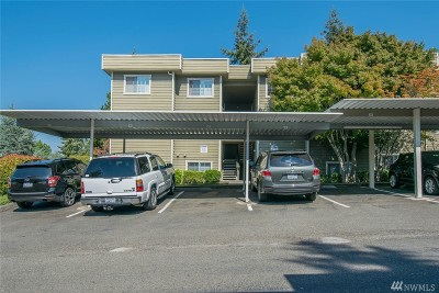 Federal Way Condo/Townhouse For Sale: 28307 18th Ave S #B202