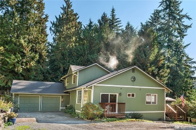 Stanwood Single Family Home Contingent: 14011 70th Ave NW