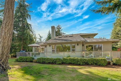 Whatcom County Single Family Home For Sale: 8838 Goldeneye Lane