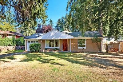 Shoreline Single Family Home For Sale: 17840 5th Ave NE