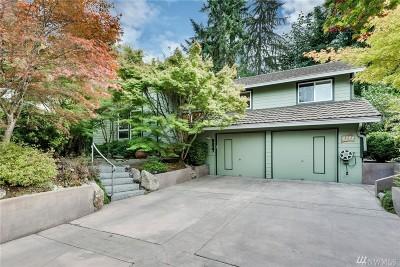 Kirkland Single Family Home For Sale: 9037 NE 143rd St