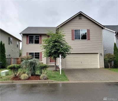 Tumwater Single Family Home For Sale: 913 Candlestick Lane SW