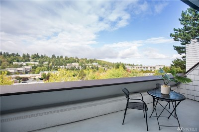 Mercer Island Condo/Townhouse For Sale: 3030 80th Ave SE #515