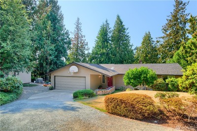 Skagit County Single Family Home For Sale: 17498 Cypress St