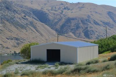 Chelan, Chelan Falls, Entiat, Manson, Brewster, Bridgeport, Orondo Residential Lots & Land For Sale: 32 E Hugo Rd