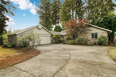 Thurston County Single Family Home For Sale: 3223 Centerwood Ct SE