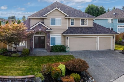Snohomish Single Family Home For Sale: 15103 68th Ave SE