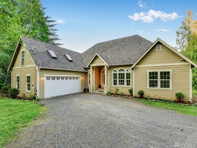 Snohomish Single Family Home For Sale: 5501 Bosworth Dr
