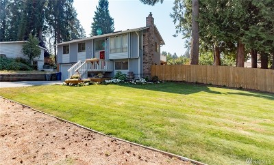 Kent Single Family Home For Sale: 24215 111th Ave SE