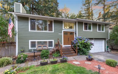 Sammamish Single Family Home For Sale: 21507 NE 8th St