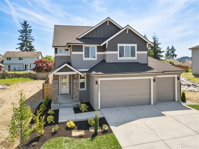 Bonney Lake Single Family Home For Sale: 19628 81st (Lot 13) St Ct E