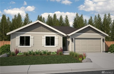 Orting Single Family Home For Sale: 110 Madrona Lane SE #Lot73