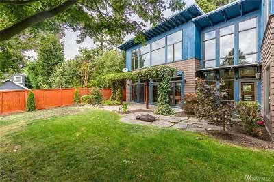 Mercer Island Single Family Home For Sale: 6021 SE 27th St