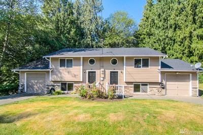 Snohomish Multi Family Home For Sale: 7204 142nd Dr SE