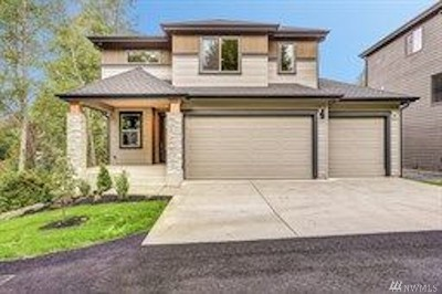 Bonney Lake Single Family Home For Sale: 19620 81st (Lot 15) St Ct E