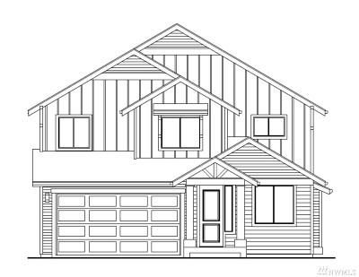 Bonney Lake Single Family Home For Sale: 19608 81st (Lot 18) St Ct E