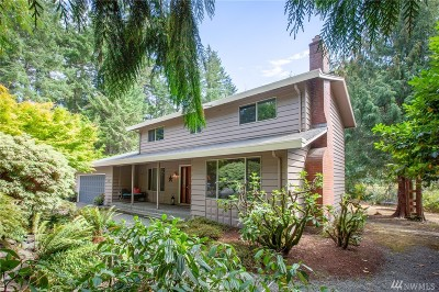 Gig Harbor Single Family Home For Sale: 7809 58th Ave NW