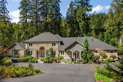 Issaquah Single Family Home For Sale: 8271 316th Lane SE