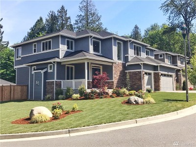 Issaquah Single Family Home For Sale: 1086 NW Pickering St NW #19