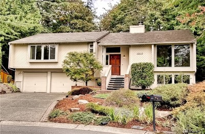 Renton Single Family Home For Sale: 15810 SE 166th Place
