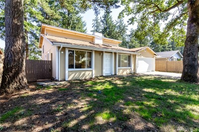 Single Family Home For Sale: 15301 12th Ave E
