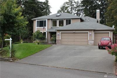 Bonney Lake Single Family Home For Sale: 10910 203rd Ave E