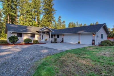 Kent Single Family Home For Sale: 30017 155 Ave SE
