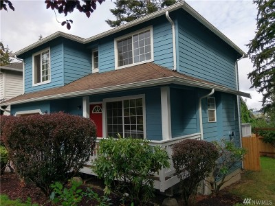 Bellingham Single Family Home Sold: 2011 Ponderosa Ct