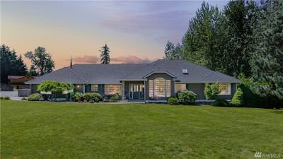 Snohomish Single Family Home For Sale: 15410 91st Ave SE