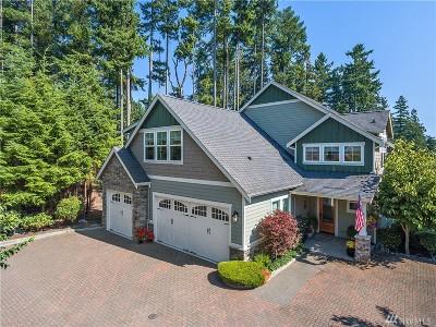 Gig Harbor Single Family Home For Sale: 3217 Emerald Lane