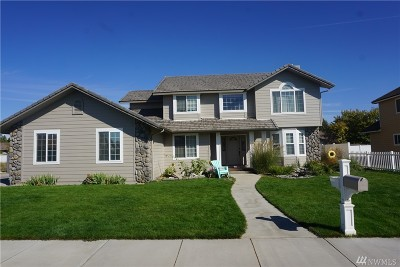 Quincy Single Family Home For Sale: 733 K St SW