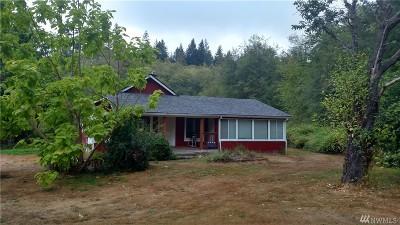 Belfair Single Family Home For Sale: 120 NE Beck