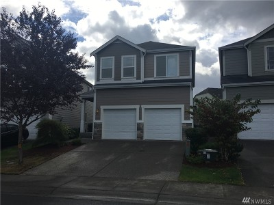 Puyallup Single Family Home For Sale: 11116 184th St E