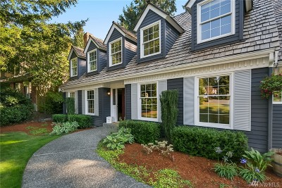 Sammamish Single Family Home For Sale: 20621 NE 34th Place