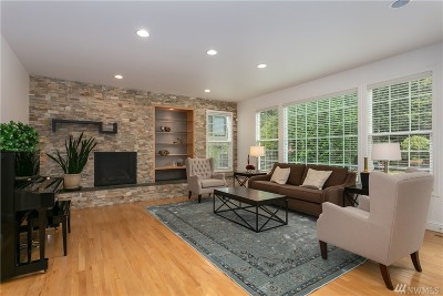 Bellevue Single Family Home For Sale: 721 99th Ave NE