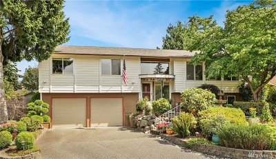 Bothell Single Family Home For Sale: 2331 170th St SE