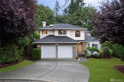 Bothell Single Family Home For Sale: 11022 NE 197th St