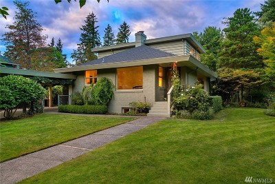 Shoreline Single Family Home For Sale: 2240 NE 175th St
