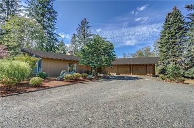 Auburn Single Family Home For Sale: 38707 191st Ave SE