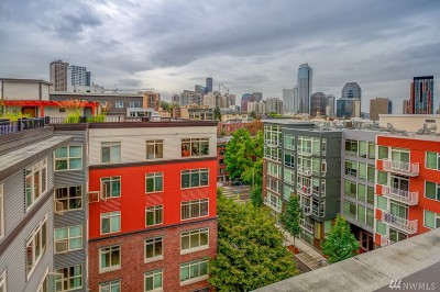 Condo/Townhouse Sold: 1620 Belmont Ave #326