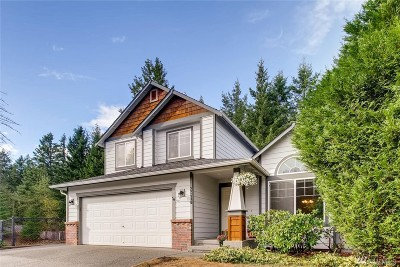 Maple Valley Single Family Home For Sale: 22418 SE 286th St